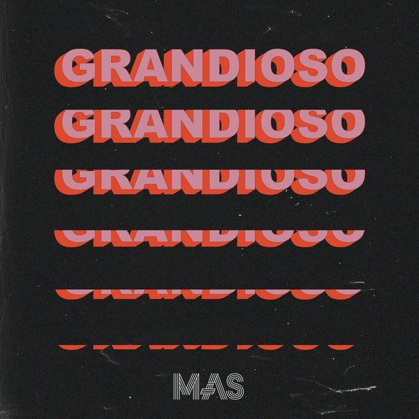 Mas Vida Real – Grandioso (Single) 2021 (Exclusivo WC)