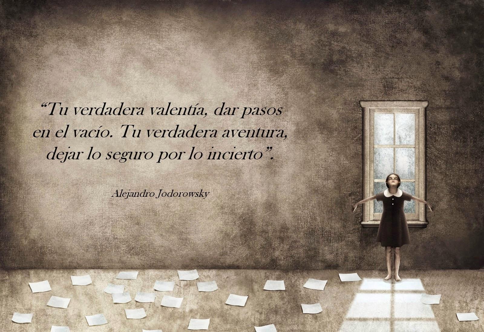 Pasos En El Vacío Poesía De Alejandro Jodorowsky Ideas Y