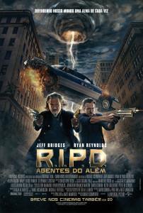 Resenha Crítica – R.I.P.D: Agentes do Além