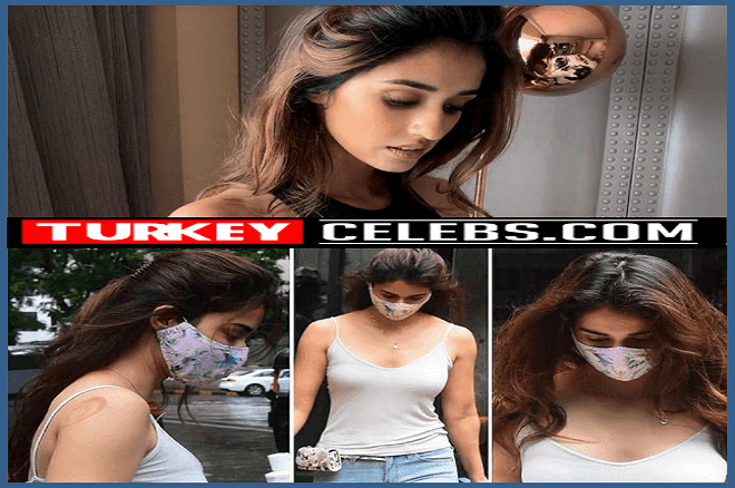 Disha Patani snapped shopping for her pet dog 2020