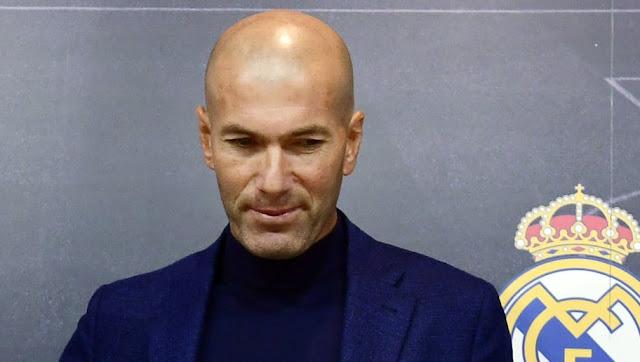 Zinédine Zidane proche d'en venir aux mains avec un de ses joueurs