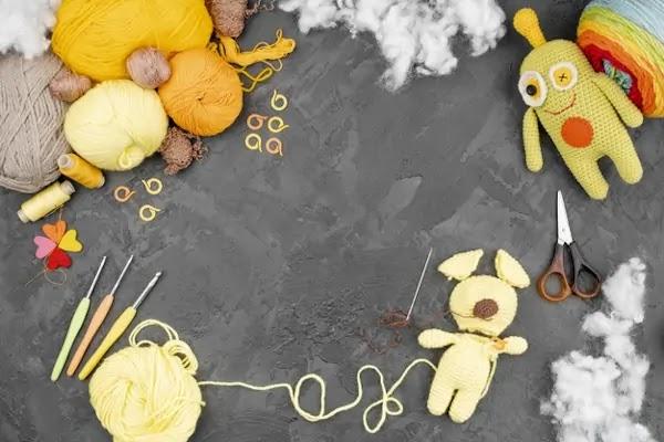 Fazer amigurumi crochê estimula criatividade
