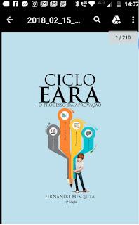 E-book Ciclo Eara (Fernando Mesquita) - O processo da  Aprovação (agora na 3ª Edição- PDF) é bom? Funciona? Vale a Pena?