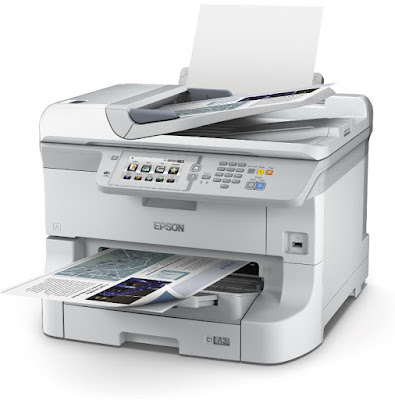 Epson WorkForce Pro WF-8590DWF Driver Download