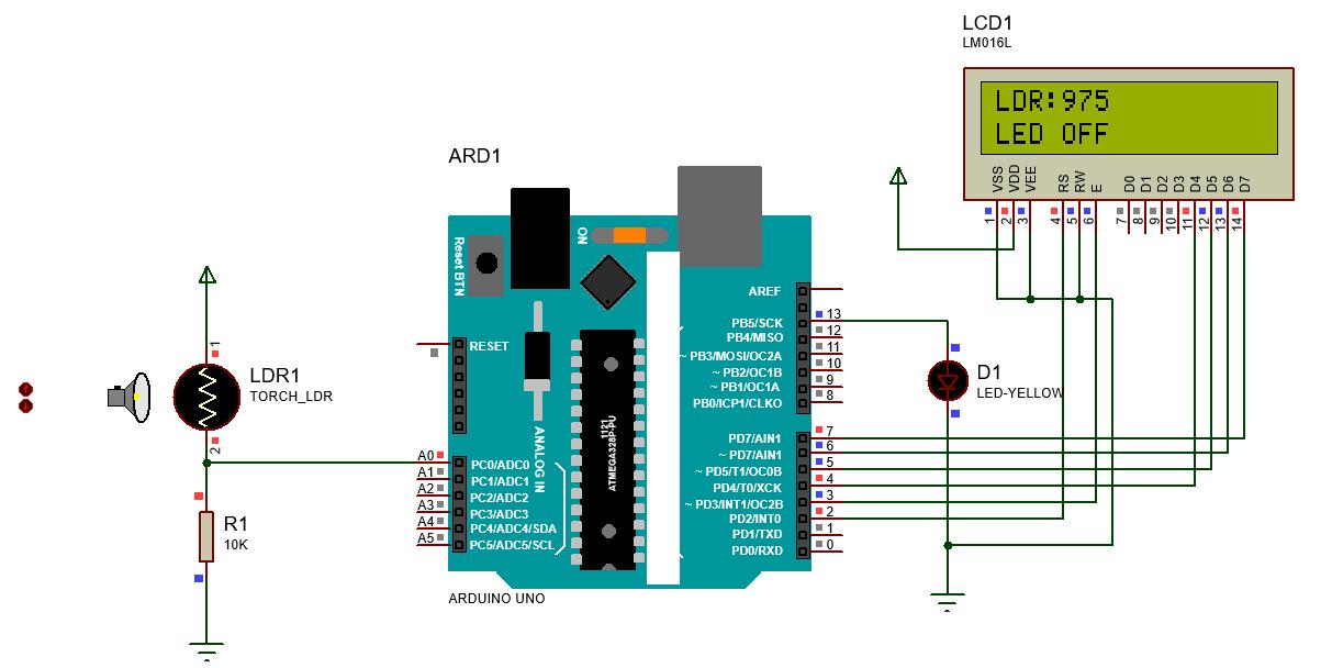 LDR_Arduno_Interface_TechnoElectronics44