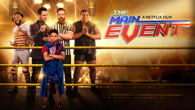 The Main Event (2020) English Movie 720p BluRay Download