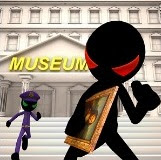 Game Stickman Museum Robbery Escape Download