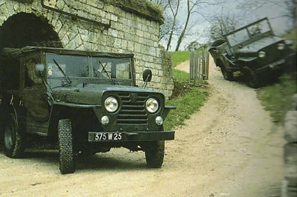 Peugeot 403 4x4