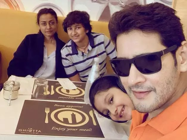 Namrata Birthday Celebrations In New York