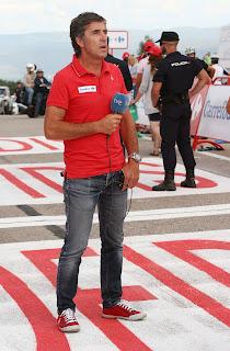Best Famous Spanish Cyclists - Pedro Delgado, Tour de france winner