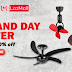 Lazada (MY): DEKA Brand Day Offer up to 50%