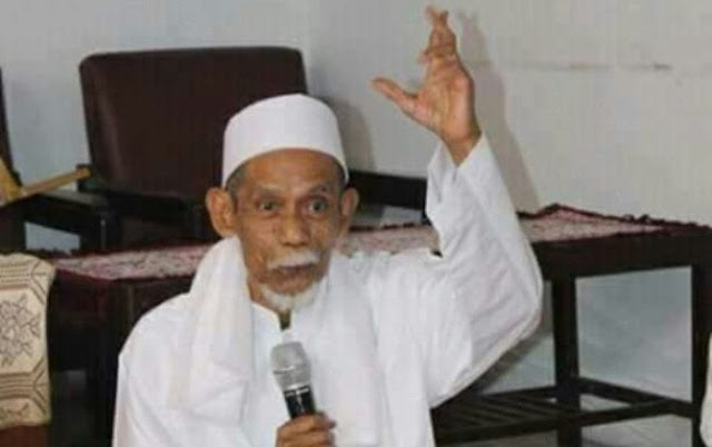 KH Makhtum Hannan Meninggal saat Berzikir Usai Subuh Berjamaah