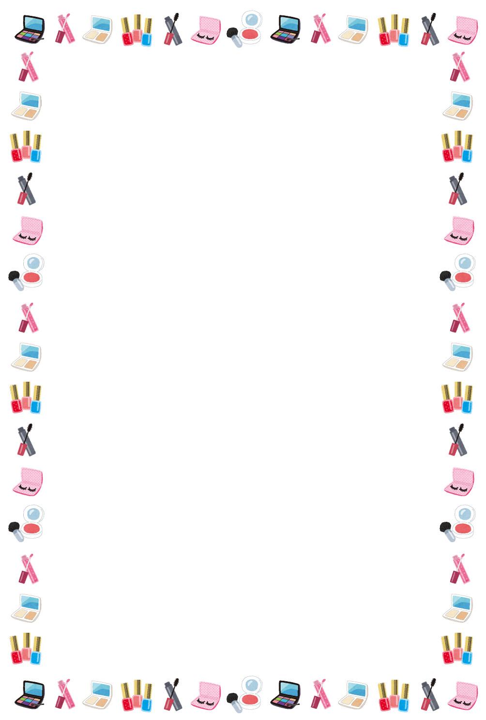 すべての講義 幼稚園 名札 テンプレート : フリー イラスト 素材 枠の画像 ...