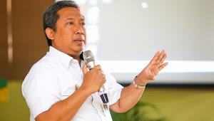 Pemkot Jelaskan Kolam Retensi Komplek Bandung Inten