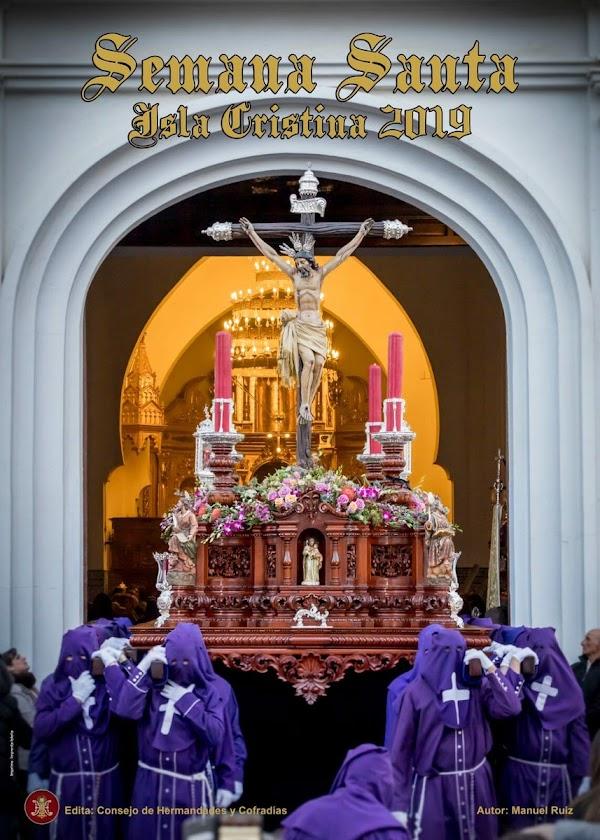 Cartel de Semana Santa de Isla Cristina (Huelva) 2019