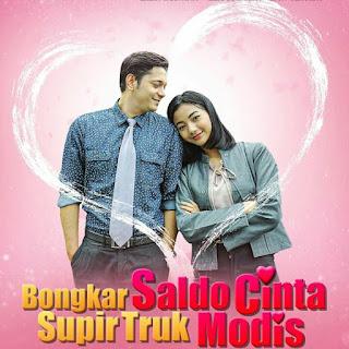 Pemain ftv Bongkar Saldo Cinta Supir Truk Modis