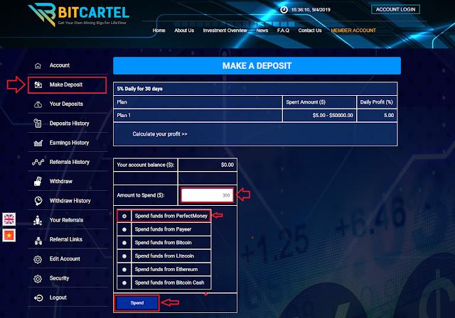 Reviews BitCartel