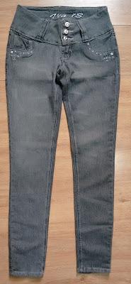 calça jeans Via 13 tam 38