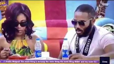 #BBNaija: Kiddwaya Breaks Up With Erica (Video)
