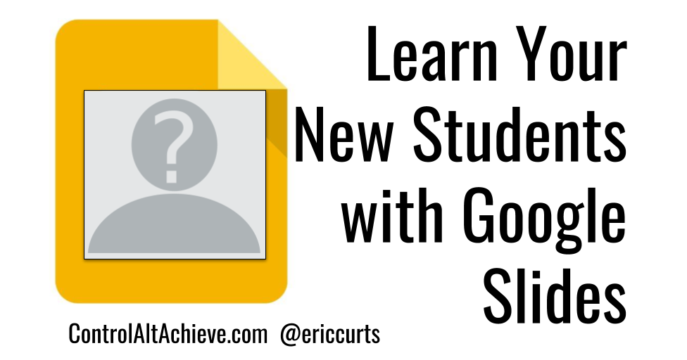 control alt achieve learn your new students faces names and more
