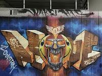 Canberra Street art   Mural by Peque