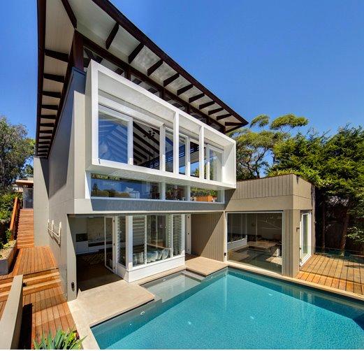Inside Of Dream Houses: For Architects: واجهات فلل مودرن