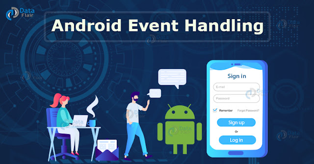 Android Event Handling Example
