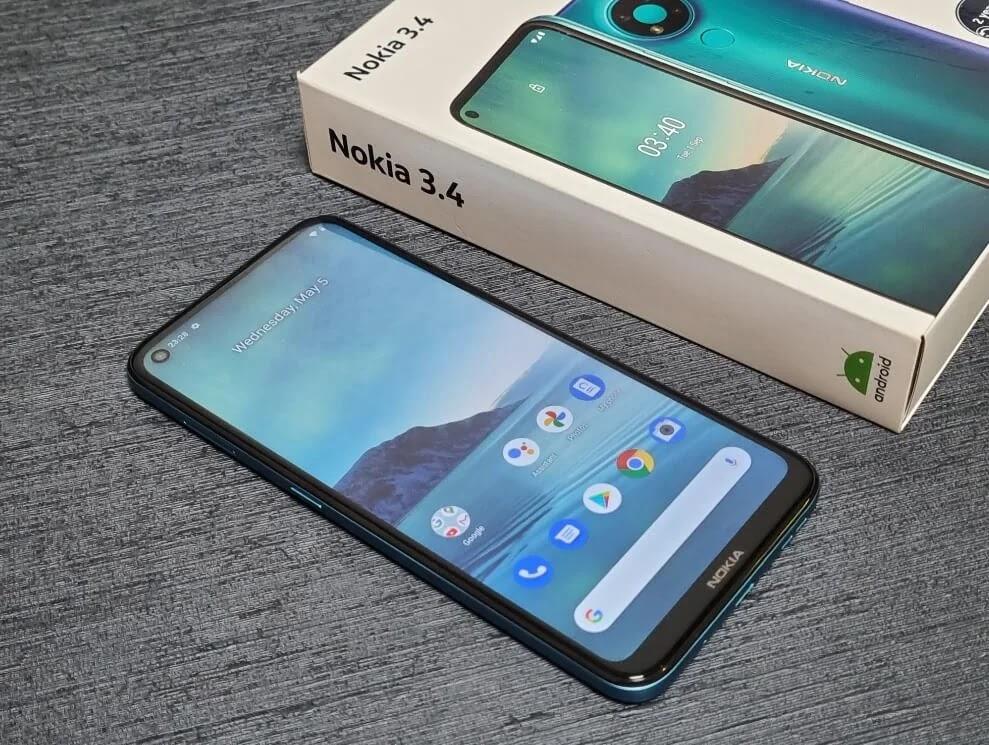Nokia 3.4 Philippines