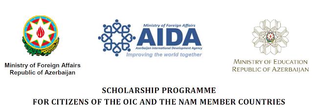 Beasiswa Pemerintah Azerbaijan untuk Sarjana dan Pascasarjana