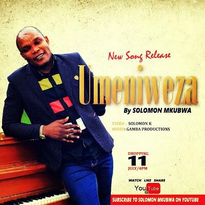 AUDIO   Solomon Mkubwa _ Umeniweza  Mp3   Download