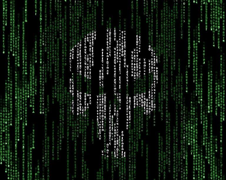 Computer Virus Hd Wallpaper Matrix Effect Computer Guru