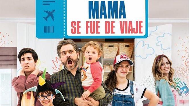 Mamá se fue de viaje (2019) Web-DL 1080p Latino