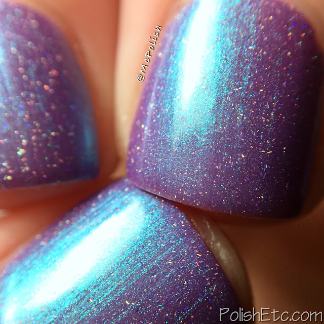 KBShimmer - Wanderlust Collection - McPolish - Succ It Up