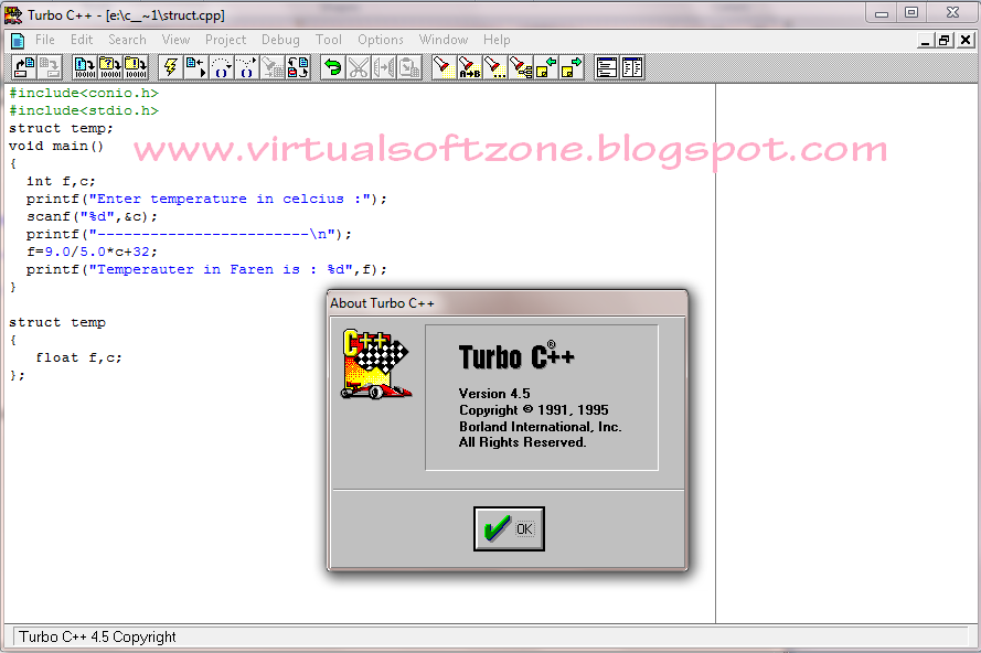 Download turbo pascal 7 full crack Online compiler turbo c
