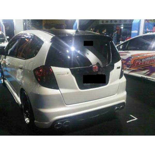 Full Bumper Honda Jazz RS 2008-2011