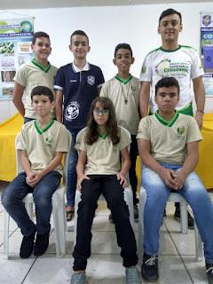 Alunos da rede municipal são medalhistas na olimpíada brasileira de matemática