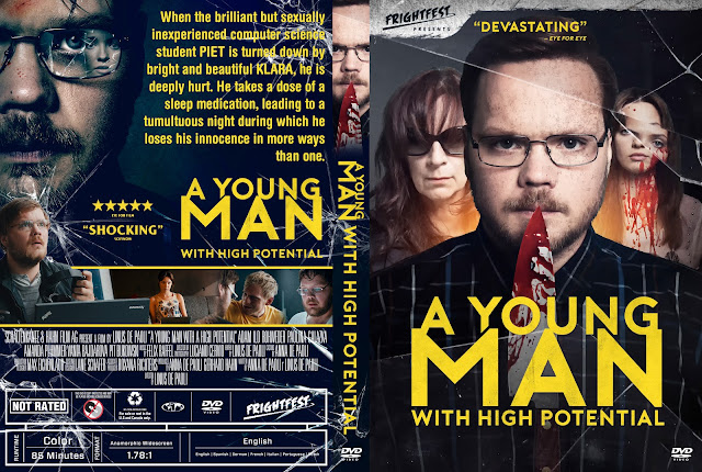 A Young Man with High Potential DVD Cover