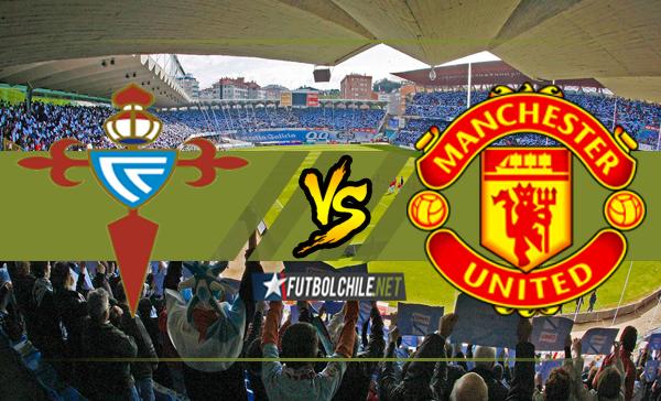 Celta de Vigo vs Manchester United