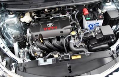 Toyota Vios 2017 Specs