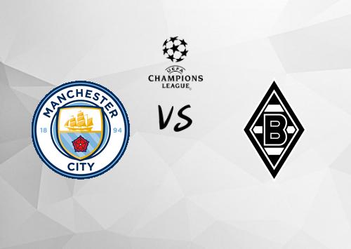 Manchester City vs Borussia M'gladbach  Resumen y Partido Completo