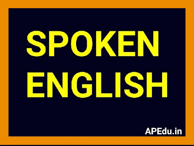 Spoken English An auxiliary verb