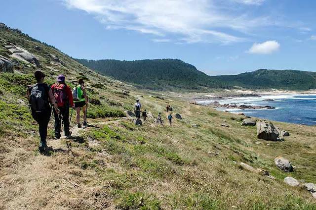 Ruta Arou-Cabo Vilán