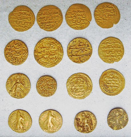 China-bound passenger held with over 2,000 rare ancient coins