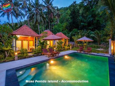 Nusa Penida Island - Accommodation