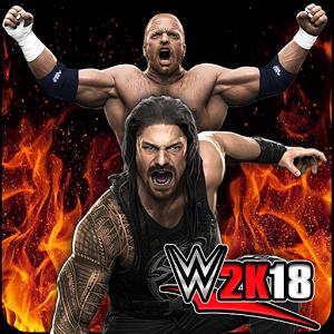 Wrestling Revolution 3D WWE 2K18 MOD APK