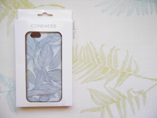 Iconemesis Cat Sims Feather Case