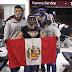 Estudiantes peruanos retornan a sus casas en vuelos humanitarios