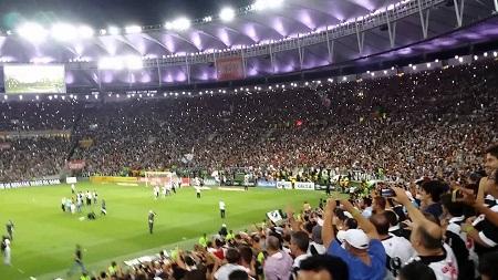 Vasco x Botafogo AO VIVO 14/10/2017