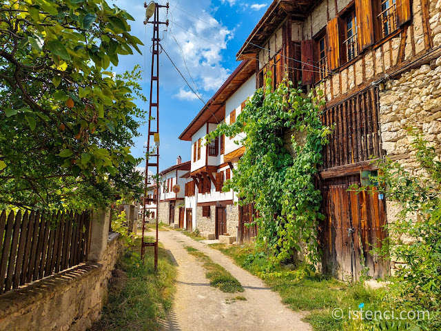 Yaşayan müze: Yörük Köyü, Safranbolu