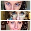 DEDRA'S TRICK FOR COVERING UNDER EYE CIRCLES